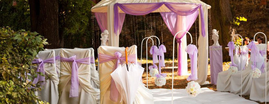 Wedding Ceremony And Reception D Cor Quinceaneras